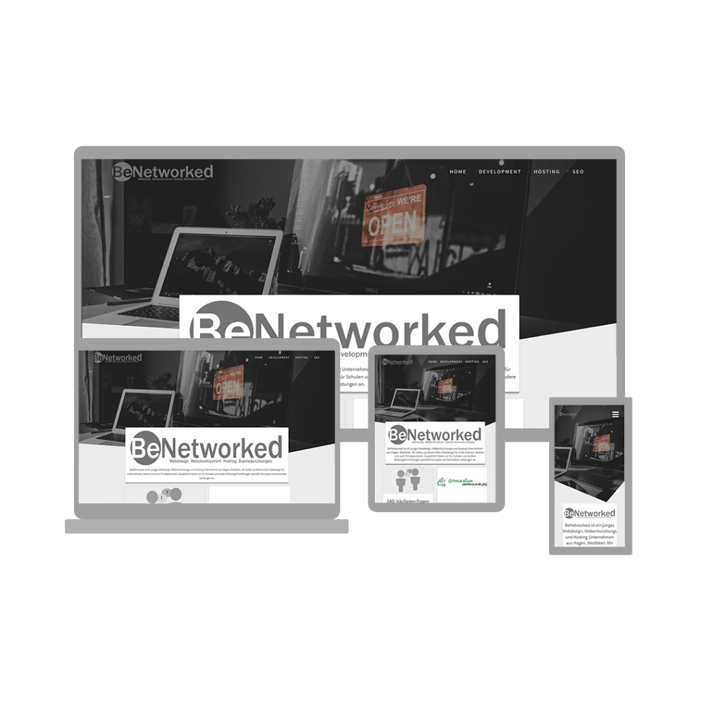 BeNetworked Website 2018