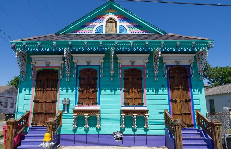 St. Claude New Orleans 1