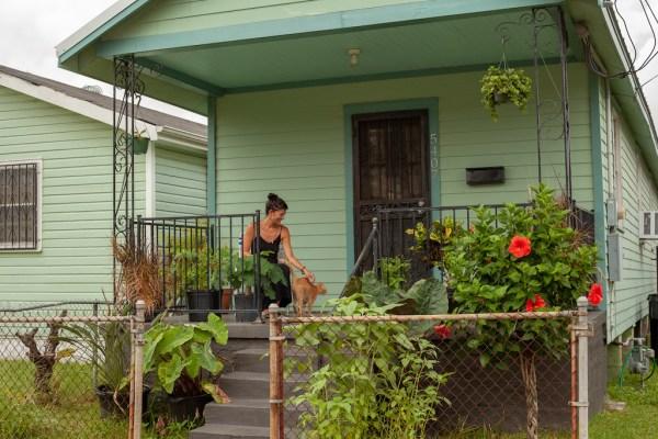 Holy Cross New Orleans neighborhood