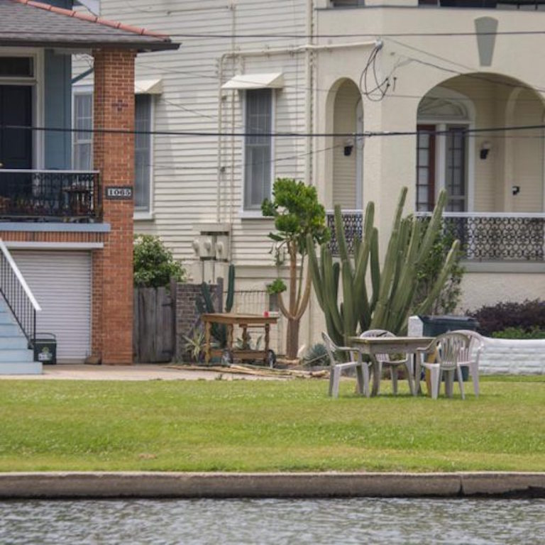 New Orleans Neighborhood, Bayou St. John