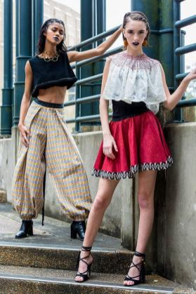 New Orleans fashion