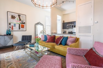 A. Robinson Interiors, New Orleans