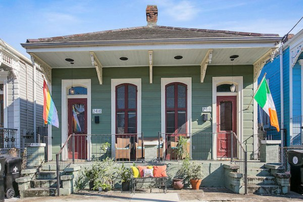 how to finance an investment property