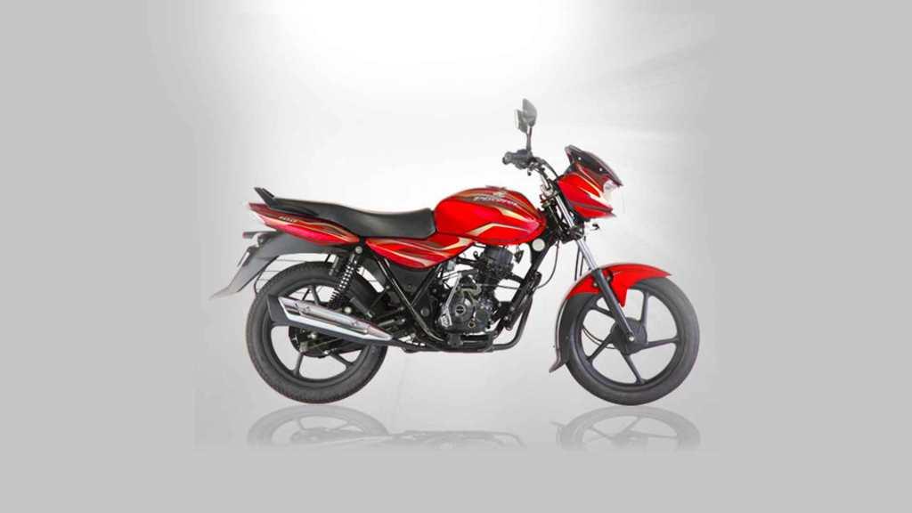Bajaj Discover 100 Price in Bangladesh
