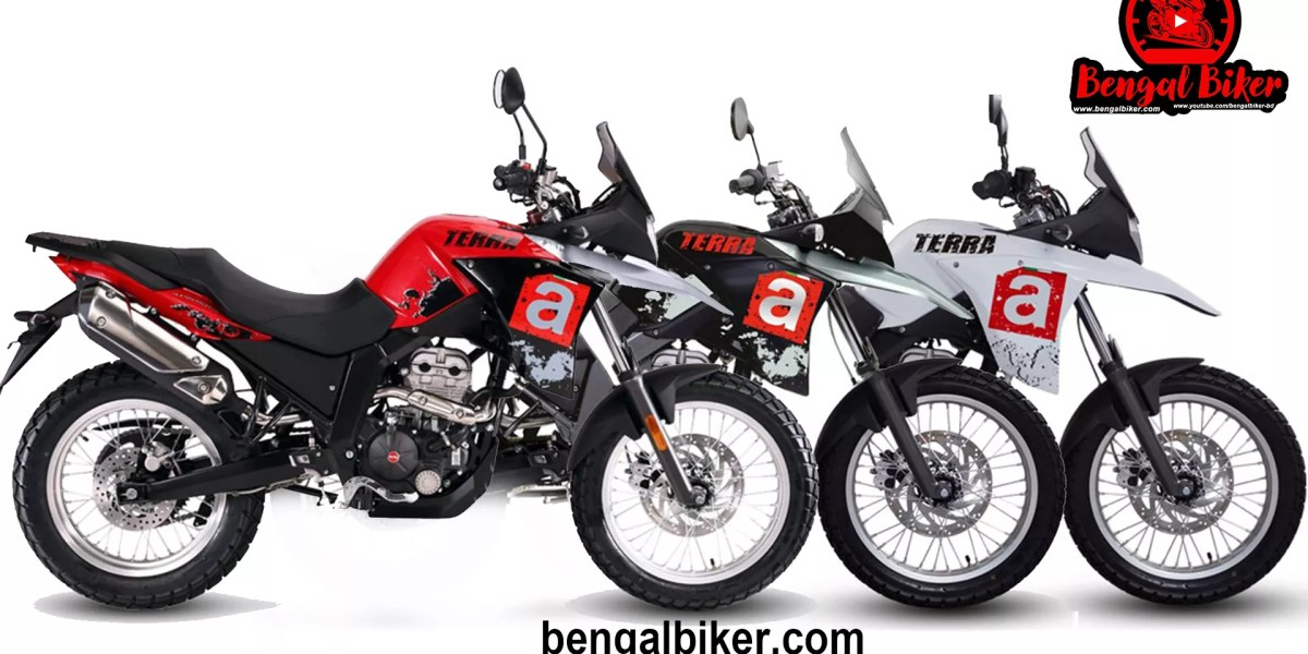 aprilia terra 150 all colors