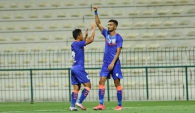 India vs Oman: পিছিয়ে পড়েও ড্র, ওমানের বিরুদ্ধে অনবদ্য ফুটবল ভারতের