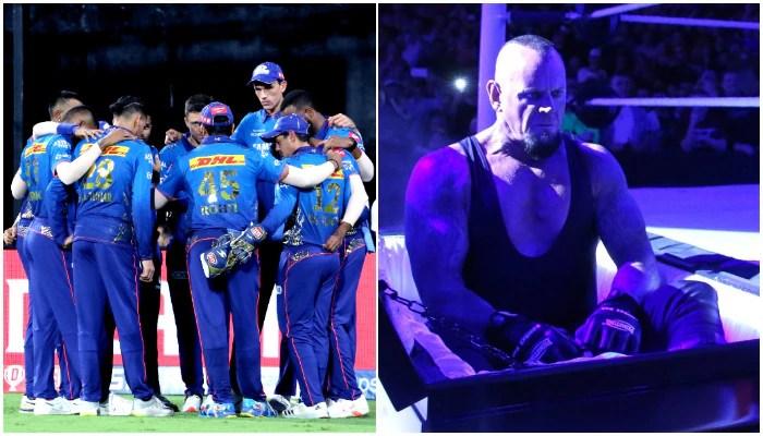Mumbai Indians যেন Undertaker! তুলনা টানলেন Virender Sehwag
