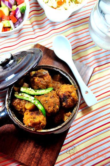 Bengali Style Meatball