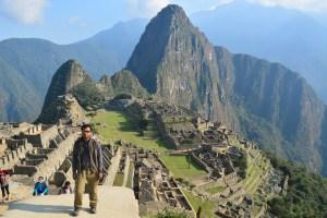 Inca Trail : Machu Pichu