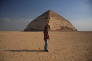 Egypt: Dahshur ,Memphis and Saqqara