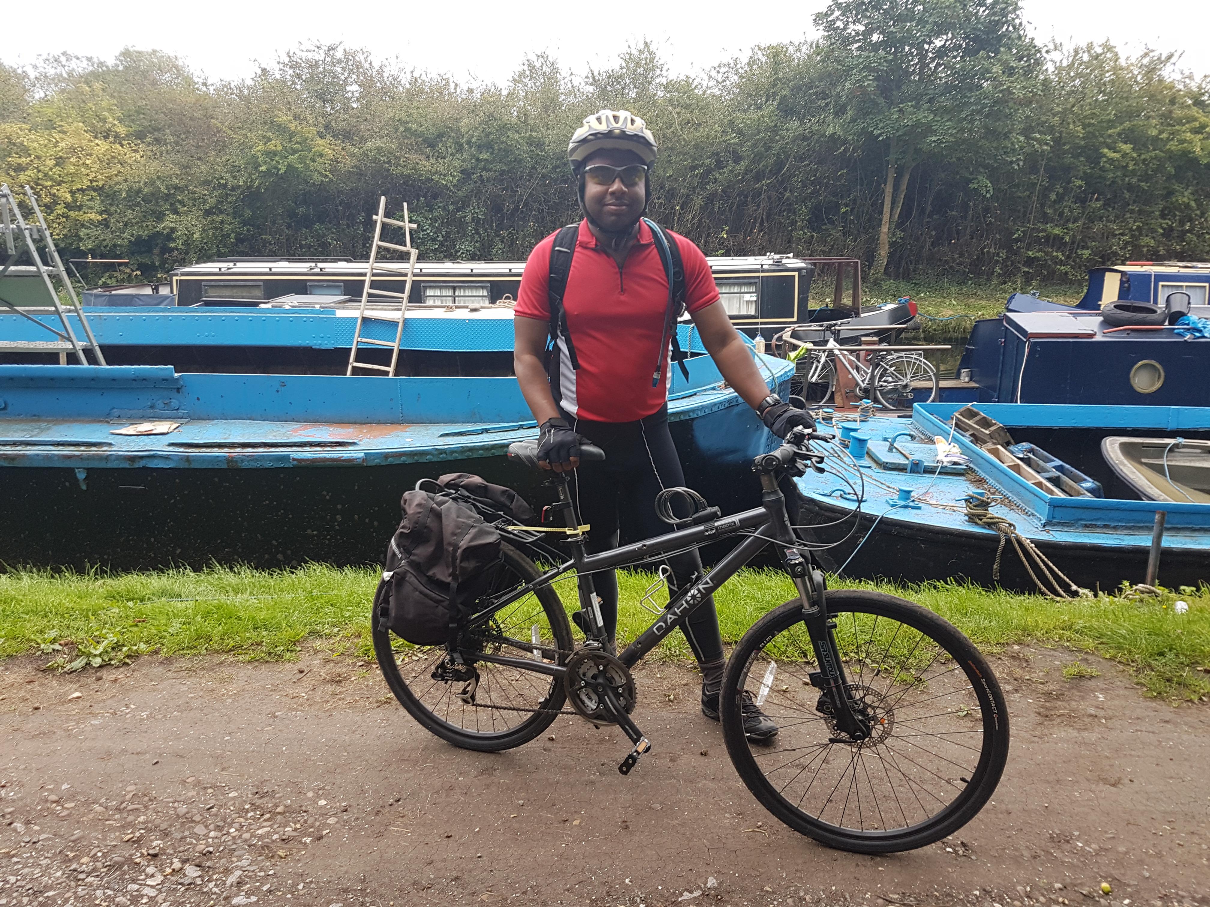 Sunday Cycling from Northwood to Uxbridge