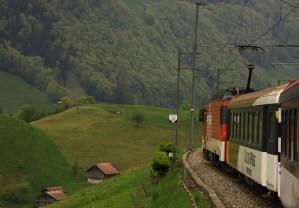The Golden Pass Express