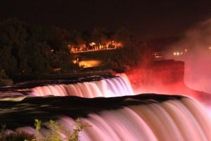 Niagara falls and Thousand islands