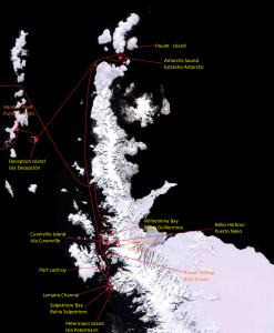 Antarctic Expedition 10 – 21 Jan 2018