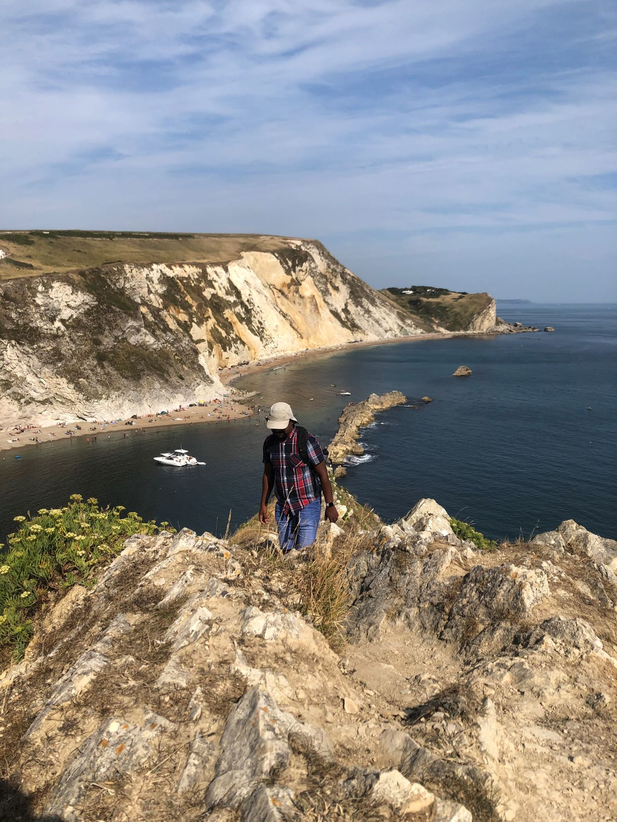 Hiking and Picnic on the Jurassic Coast.
