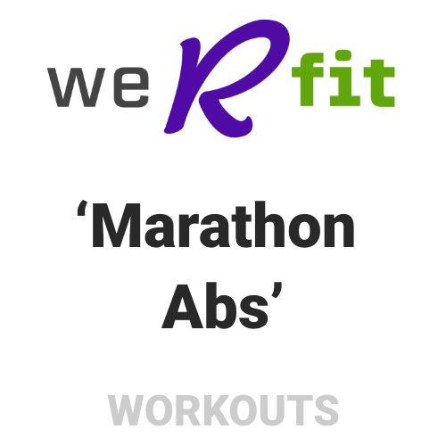 CrossFit Marathon Abs Workout