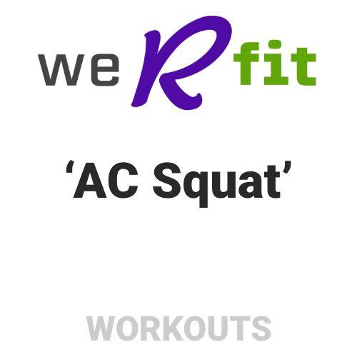CrossFit AC Squat Workout