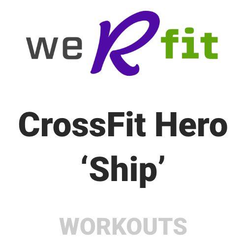 CrossFit Ship Workout