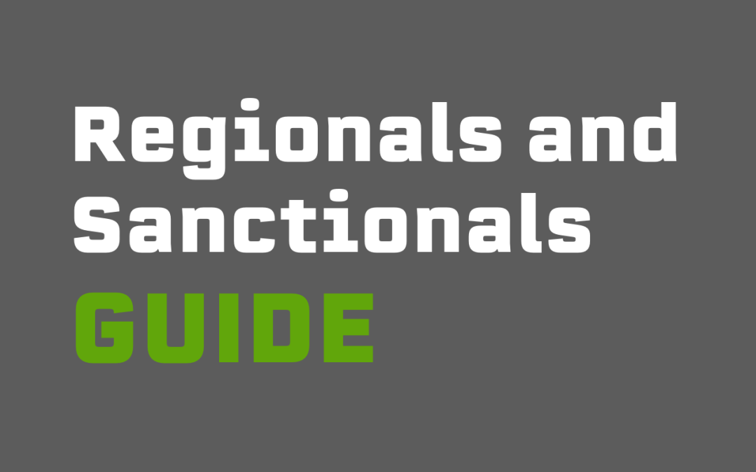2019 CrossFit Regionals and Sanctionals Guide