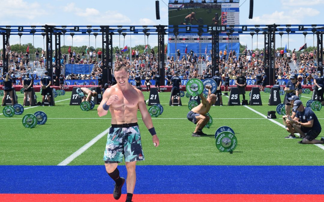 Dave Castro's 2020 CrossFit Games Clues