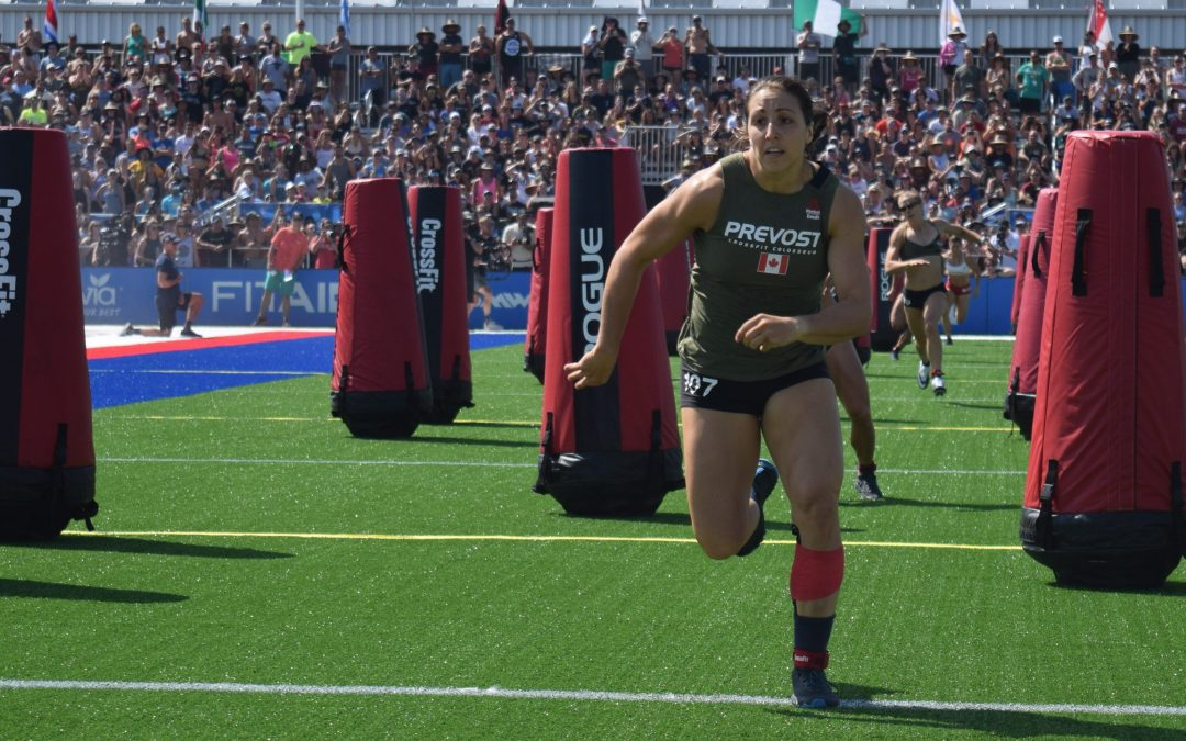 Carolyne Prevost: 2019 CrossFit Games Athlete