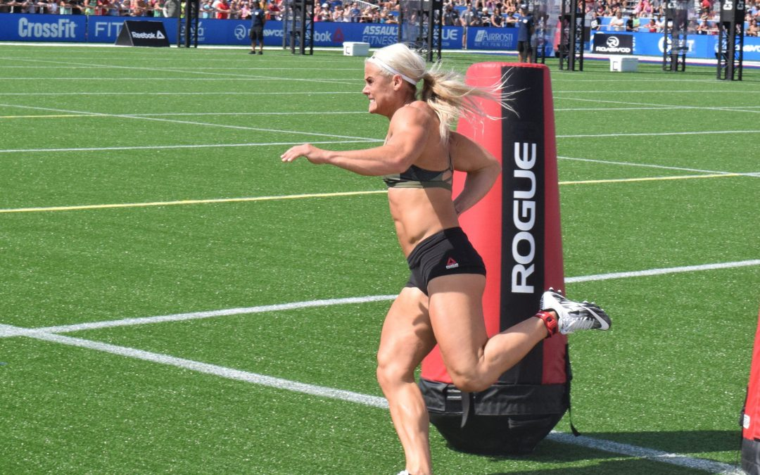 2020 CrossFit Games Rankings from Ben Garves