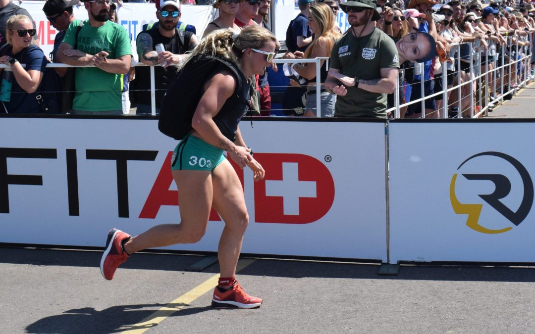 Madeline Sturt: 2019 CrossFit Games Athlete