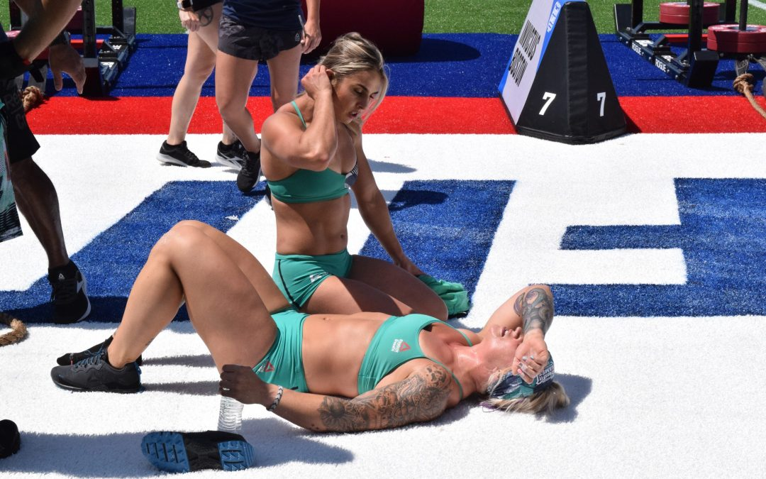 Kelsey Kiel has earned her first individual athlete invite to the CrossFit Games from the Strength in Depth Sanctional.