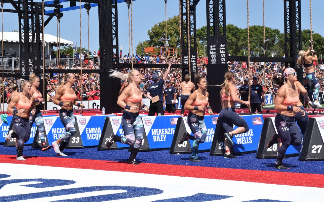 Podcast Special: Diversity in CrossFit, Part 2