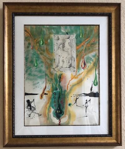 Dali- The Emerald Table