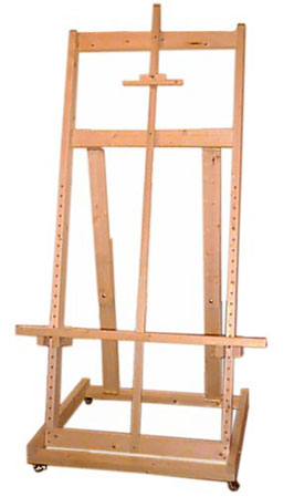 Free Woodworking Plans Easel – Woodworker Magazine