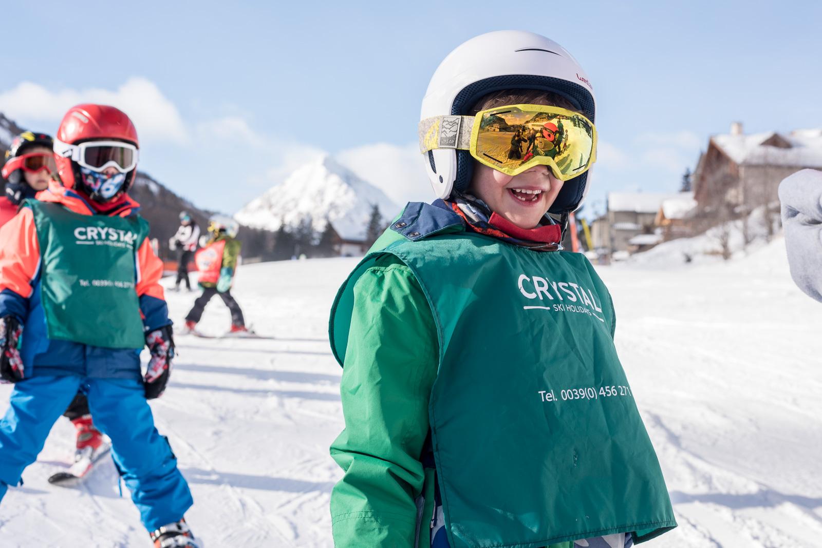 Crystal Ski Whizz Kids and Pepi Penguin