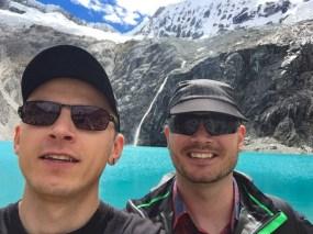 Selfie at Laguna 69