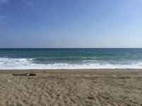 Beach at Las Tunas