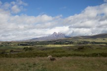 Cotopaxi from afar