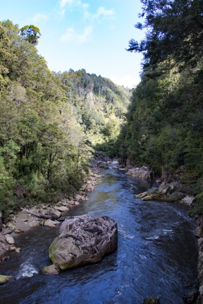River at Ngakawau