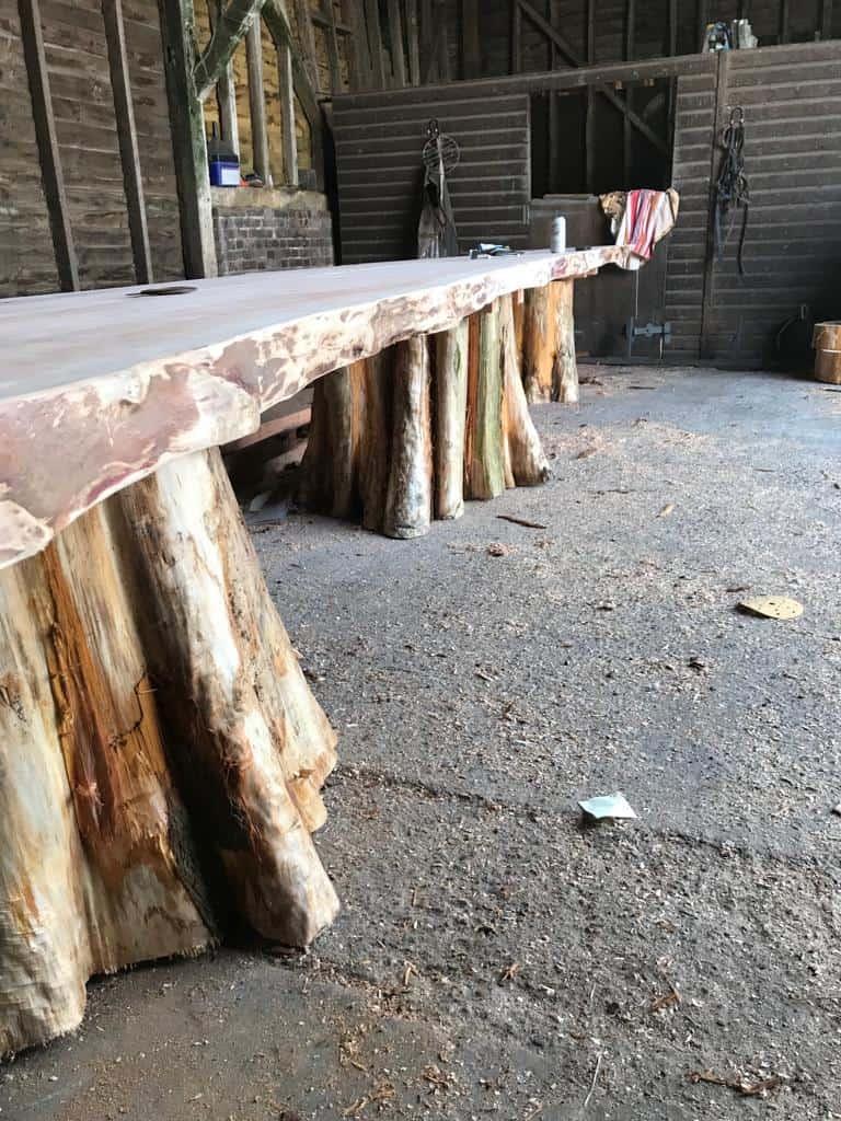 Rustic Furniture Harman Tree Surgery