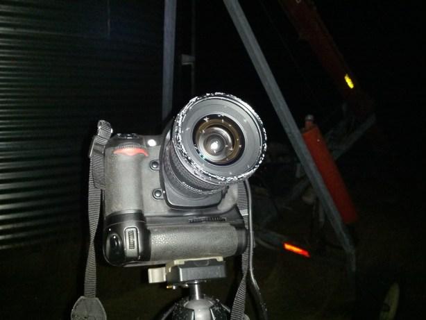 Frosty Nikon