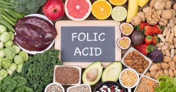 Axit folic trong các loại thực phẩm giúp cải thiện chất lượng tinh trùng