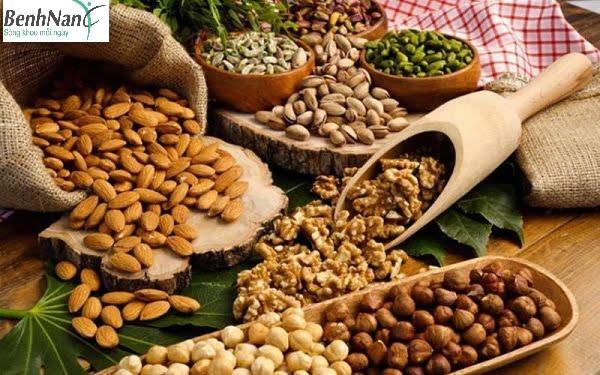 Tại sao người tiểu đường nên ăn các loại hạt