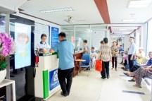 Hình ảnh tại khu vực chăm sóc khách hàng  Giới thiệu công ty TNHH Bệnh Viện Thánh Mẫu Sanh cho 1