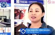 Chị Cẩm Nhung – TP. HCM chia sẻ