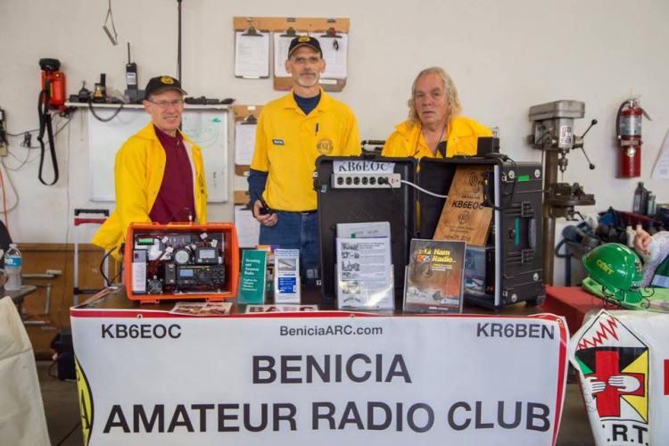 Benicia Amateur Radio Club