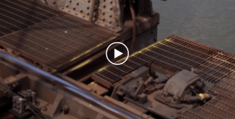 Click for CNN video: Cracks in the busiest bridge in the western hemisphere 00:51