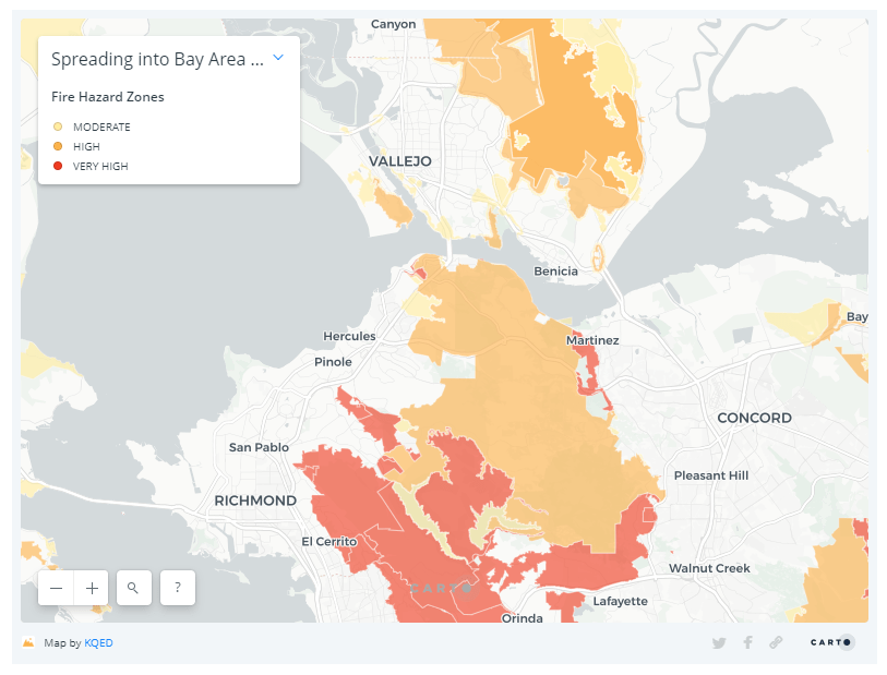 Calfire Maps Valero Benicia Refinery And Two Other Bay Area - Map-of-us-oil-refineries
