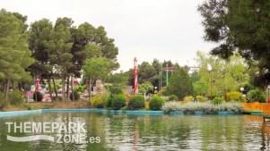 Vista del lago