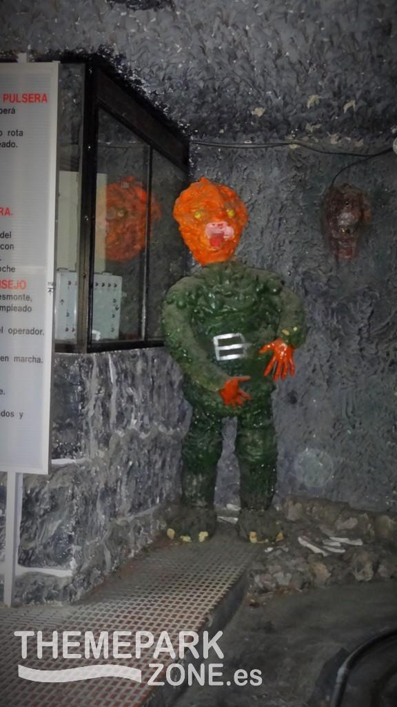 Muñecos de la Cueva del Terror