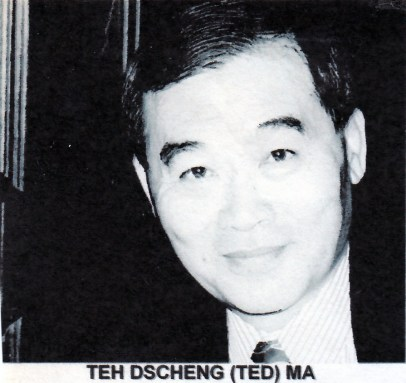 Ted, may he rest in peace