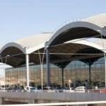 Vertrekhal vliegveld Alicante/Elche