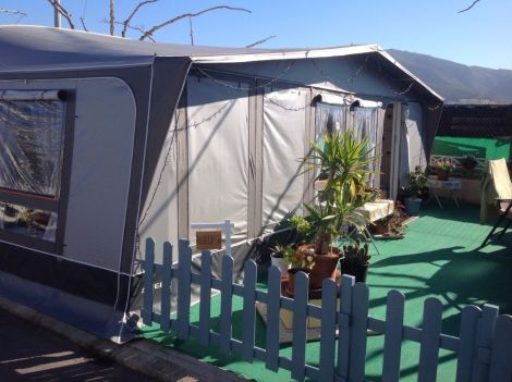 caravan for sale camping armanello benidorm 5
